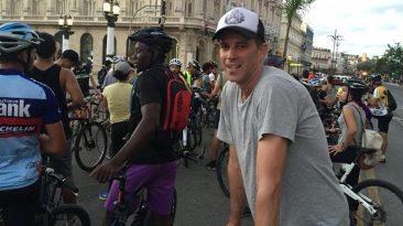 biking havana