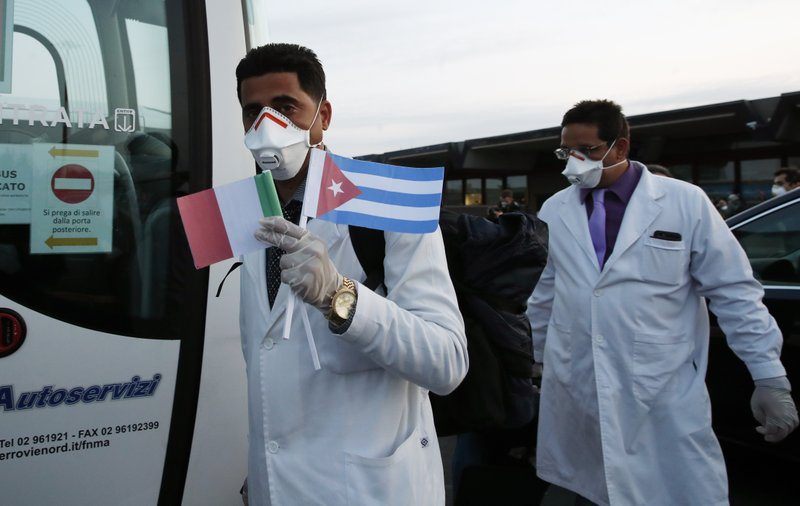 cuban doctors