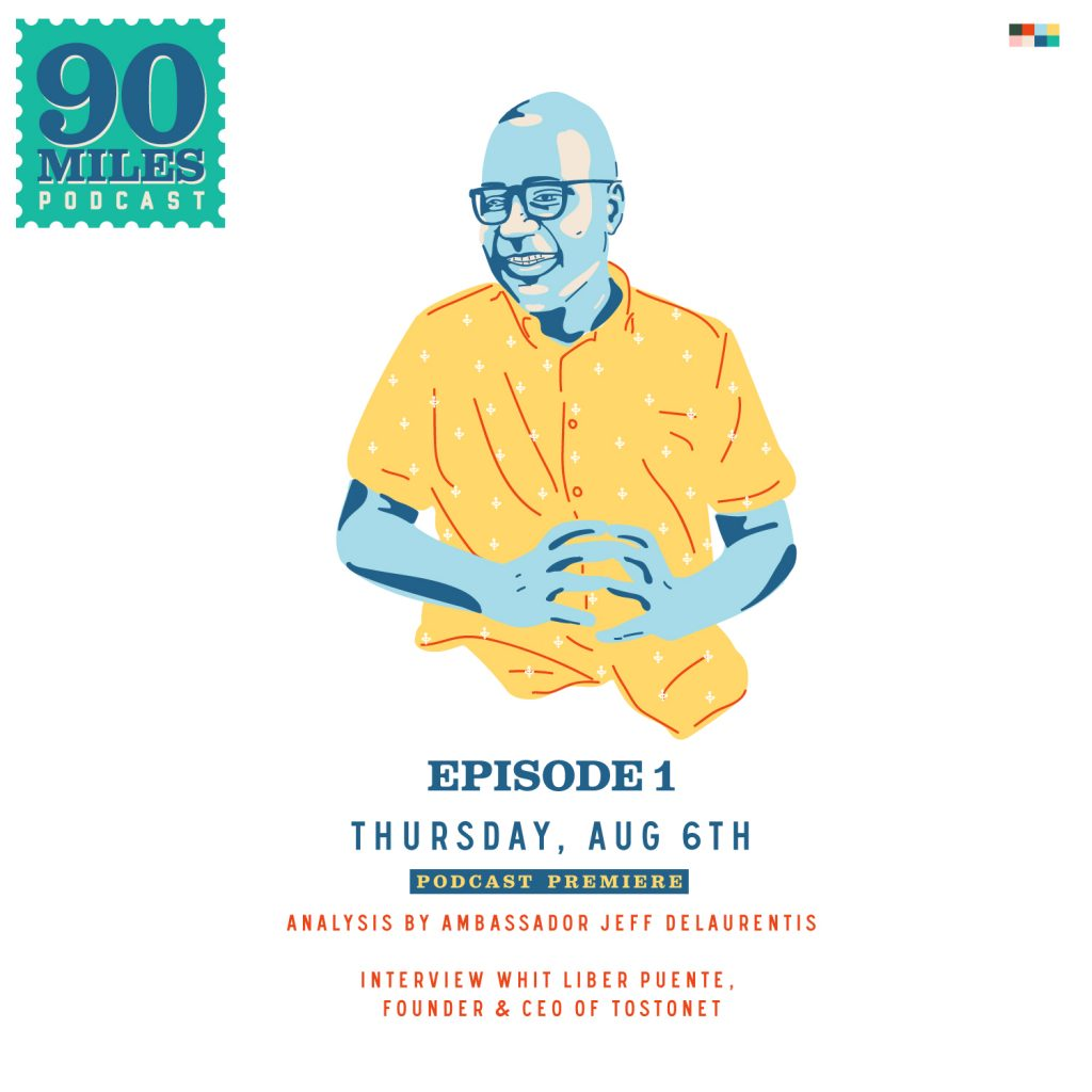 90 miles podcast