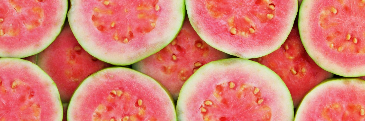 guava sliced