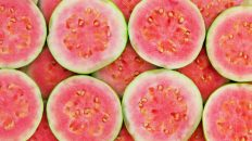 guava sliced