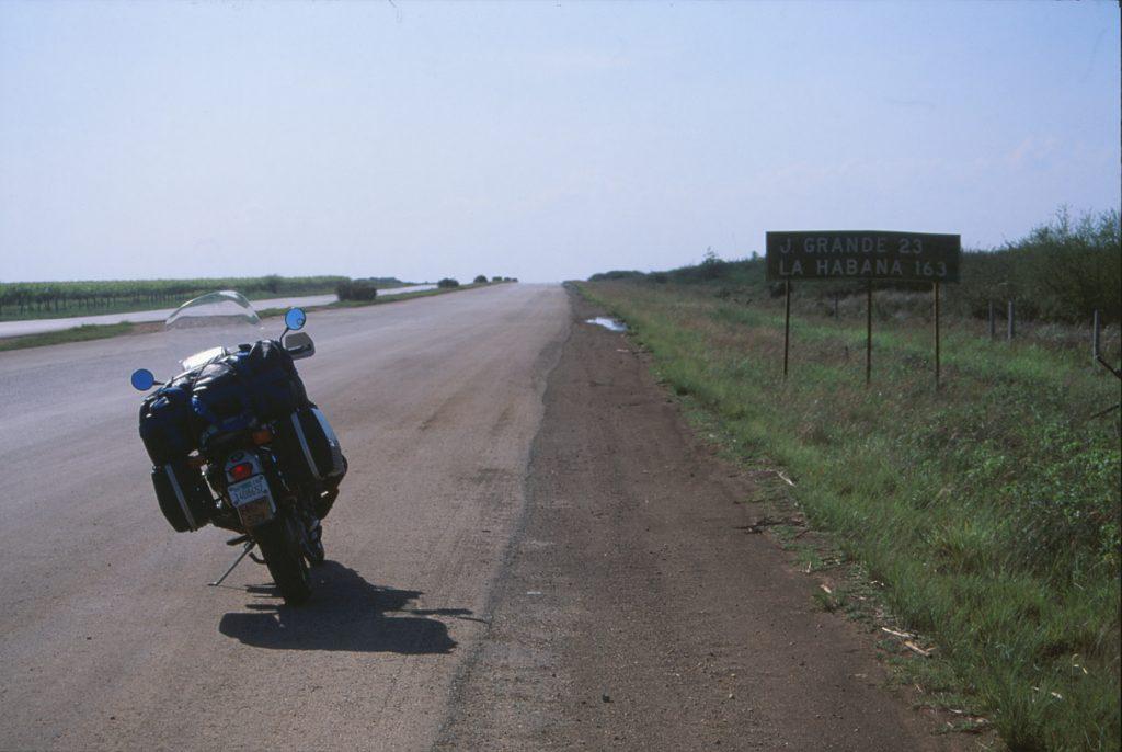cuba motorcyle