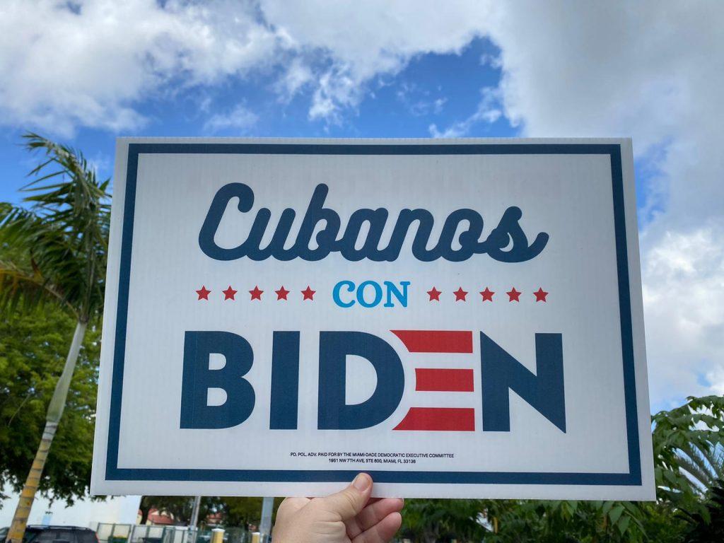 Cubanos Con Biden