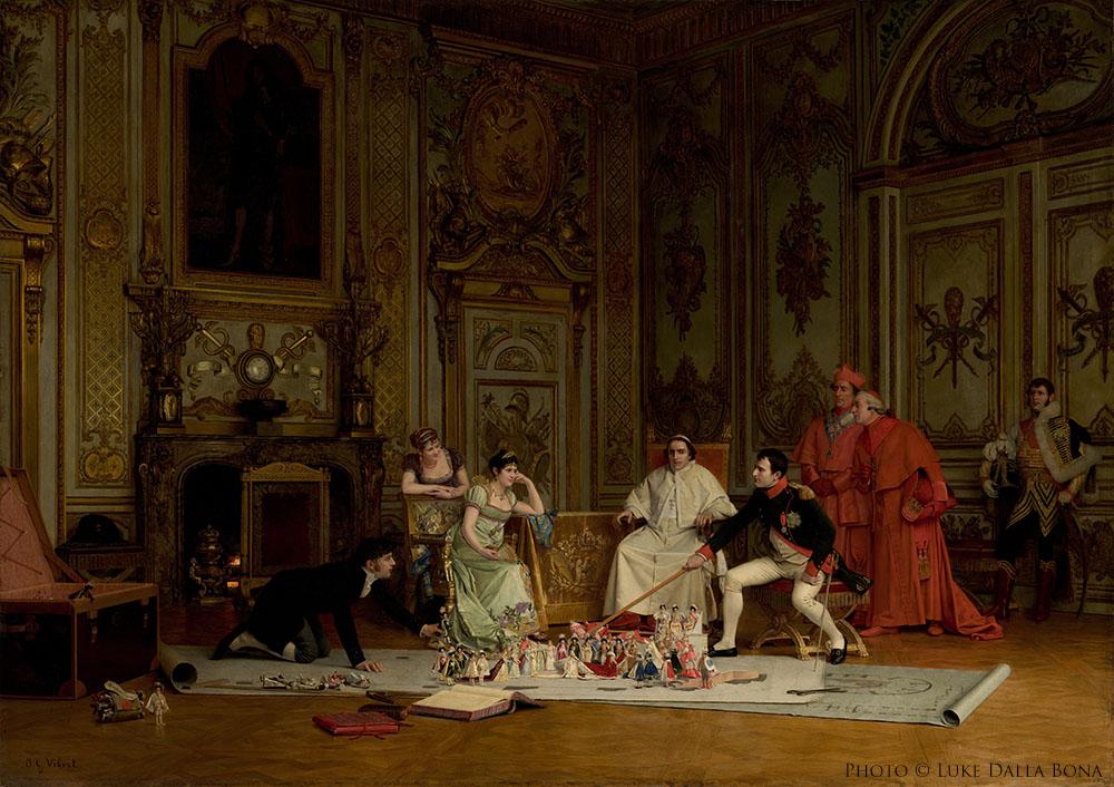 museo napoleonico cuba luke dalla bona