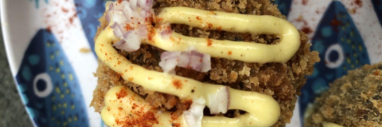 congri fritter recipe