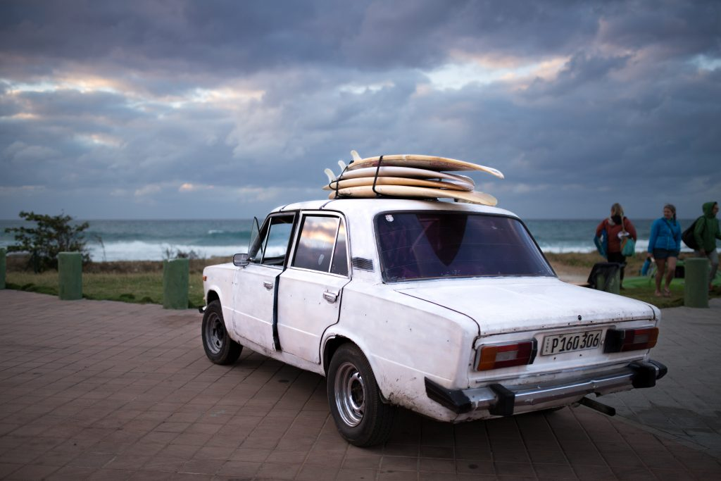 havana libre film surfing in cuba