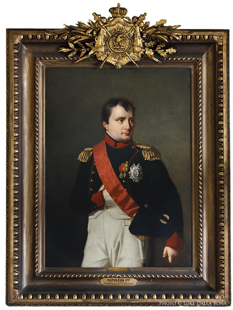 havana napoleon museum luke dalla bona