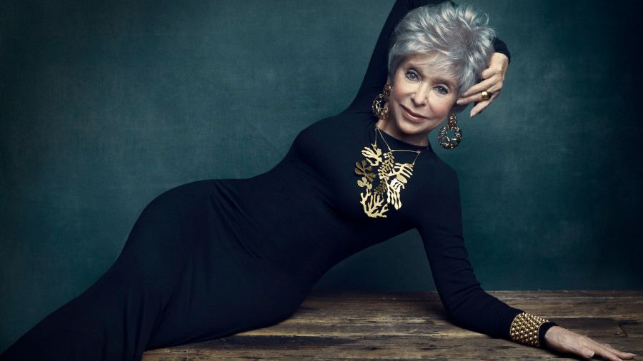 Rita Moreno Just a Girl Who Decided to Go For It documentary by Mariem Pérez Riera