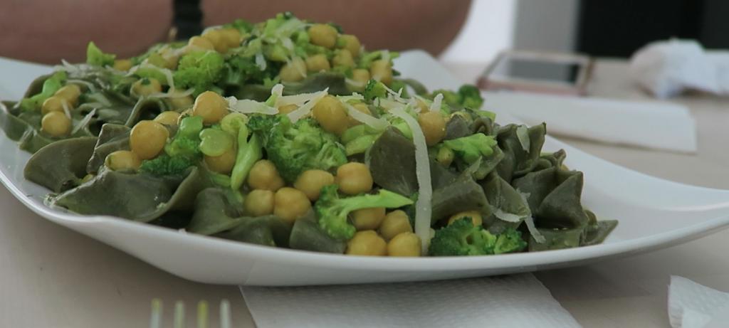 vegan food in cuba