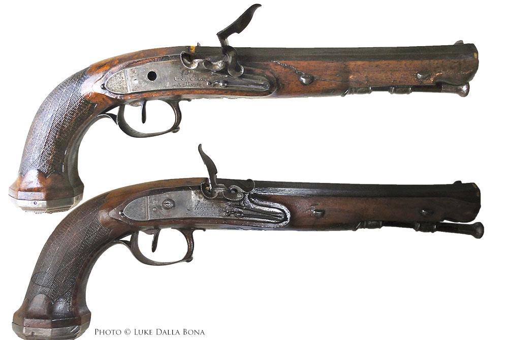napoleon guns
