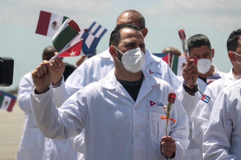 Henry Reeve Brigade Cuba Doctors