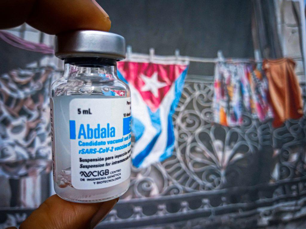 abdala vaccine to fight matanzas covid