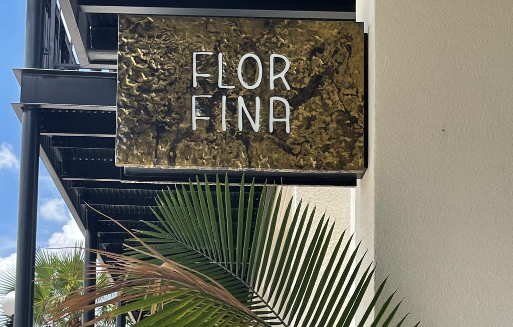 Flor Fina restaurant Ybor City