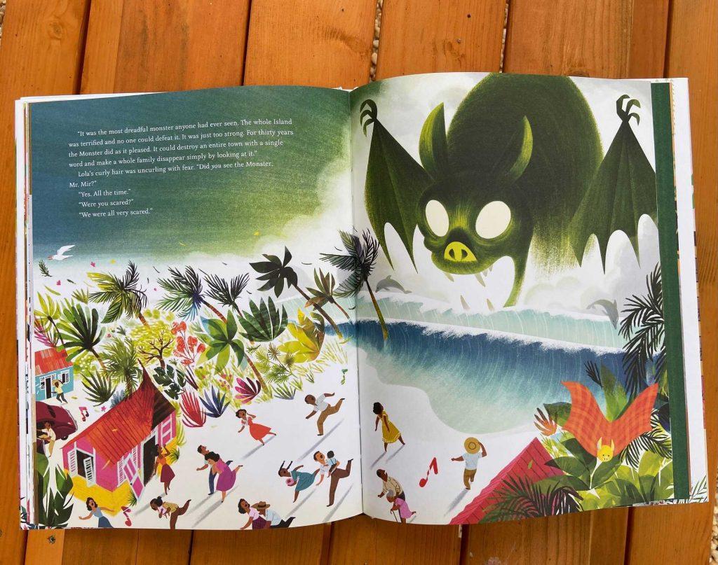 islandborn by junot díaz illustrated by leo espinosa