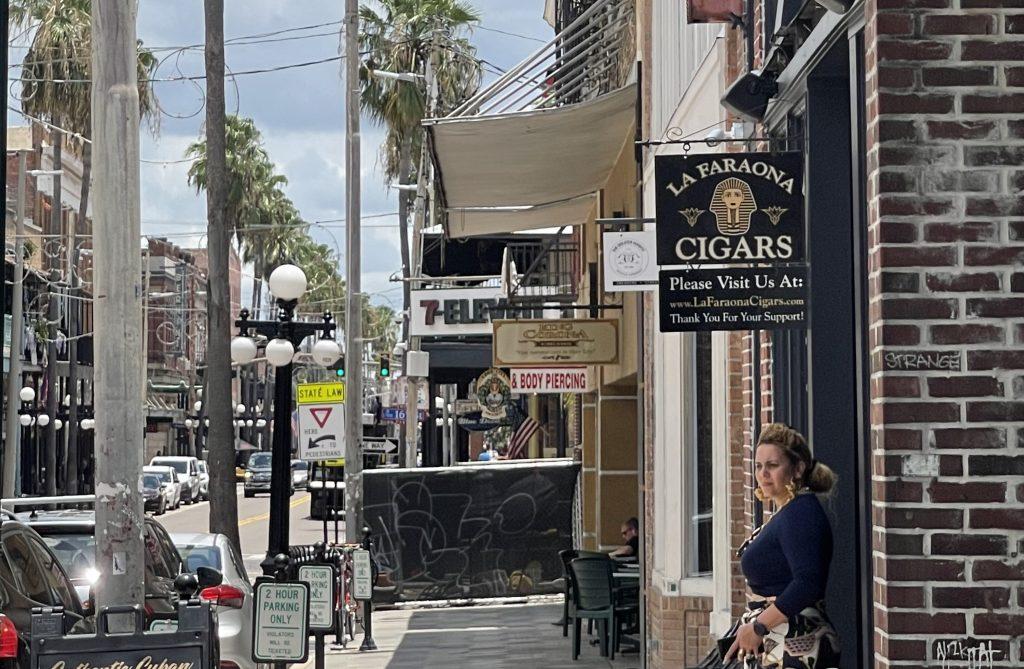la faraona cigars ybor city