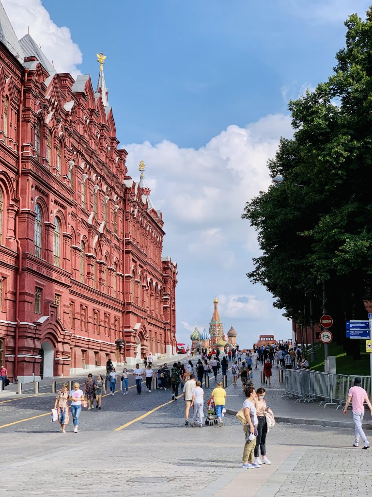 cuban travel abroad in moscow