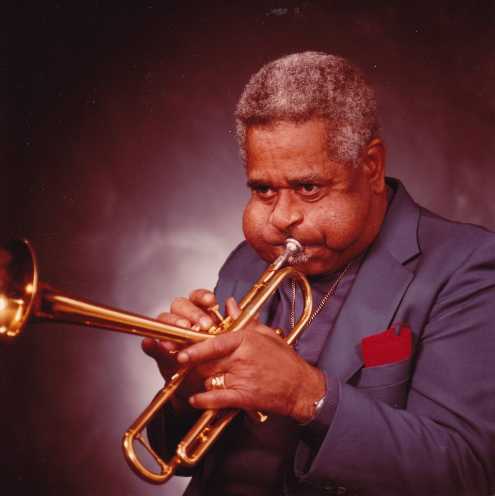 dizzy gillespie trumpet