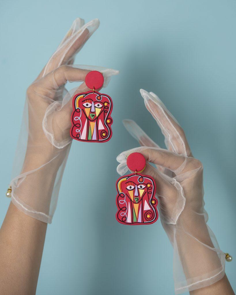 cuban earrings jewelry