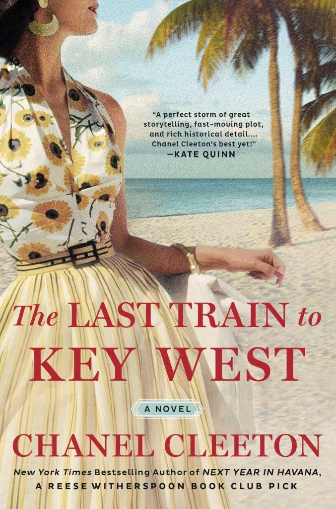 the last train to key west chanel cleeton