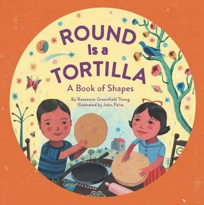 hispanic pride books round is a tortilla