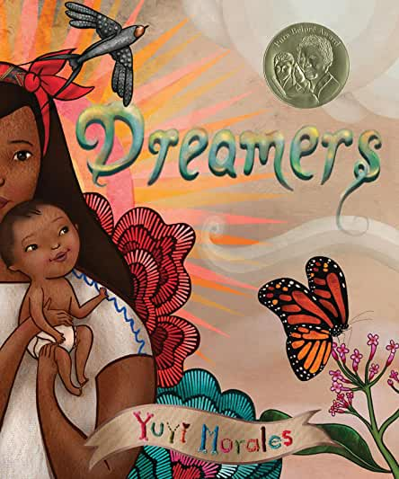 dreamers hispanic pride books